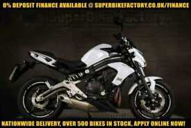 2012 12 KAWASAKI ER-6N ECF 0% DEPOSIT FINANCE AVAILABLE