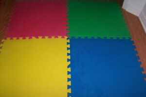 4 foam mat sell, toy free