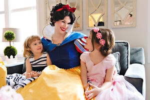 Professional PRINCESS/CHARACTER Birthday Party Entertainment Cambridge Kitchener Area image 3