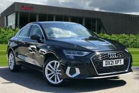 image for 2021 Audi A3 Saloon Sport 30 TDI  116 PS S tronic Auto Saloon Diesel Automatic
