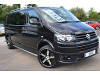 2013 Volkswagen Transporter 2.0 TDI 140PS Trendline Kombi Van Tech Pack Sport...