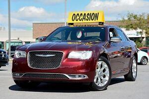 2016 Chrysler 300C AWD PLATINUM **V6+GPS+TOIT+ CAMÉRA+MAGS 19POU