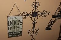 It's The Dogs House sign