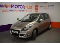 2012 RENAULT SCENIC DYNAMIQUE TOMTOM DCI MPV DIESEL