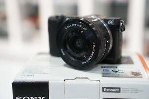 Sony A5000 (boite ouverte)