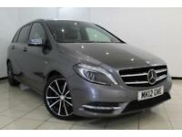 2012 12 MERCEDES-BENZ B CLASS 1.8 B180 CDI BLUEEFFICIENCY SPORT 5DR 109 BHP DIES