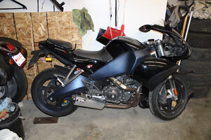 For sale 2008 Buell 1125