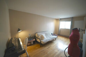 Large 5 1/2  with 3 closed rooms steps away from Jarry metro