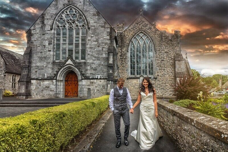 Wedding Photographer from Dublin