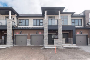 Gorgeous Brand New Contemporary Townhouse In Oakville 2400/Month