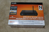 D - Link Wireless N 150 Home Router for sale