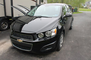 NEW PRICE - 2012 Chevrolet Sonic - only 64,000 km!