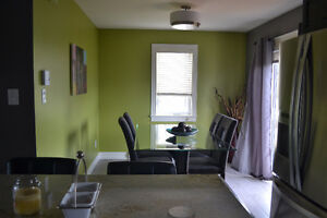Beautiful Modern Duplex for Rent in Moncton North End