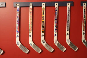Minis hockey de la LNH