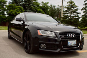 2010 Audi A5 3.2L Coupe (2 door)