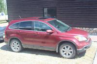 2008 Honda CR-V Touring SUV, Crossover