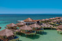Honeymoon Suites Overwater Bungalow Maroma Butler Service