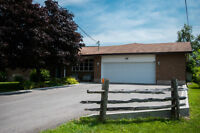 Beautiful well maintained Country Bungalow! NEW PRICE!