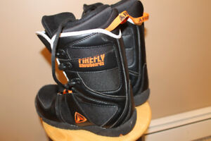 SnowBoard Boots (Firefly)