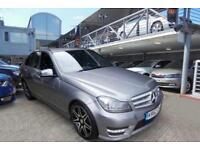 2013 Mercedes-Benz C Class 2.1TD C250 Blue efficiency Sport Plus 4-Dr 4dr