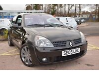 Renault Clio Renaultsport 2.0 16V 182 (black) 2005
