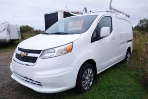 ***2015 Chev Express/ Nissan NV200 Cargo Van - ONLY 25,000KMS!**