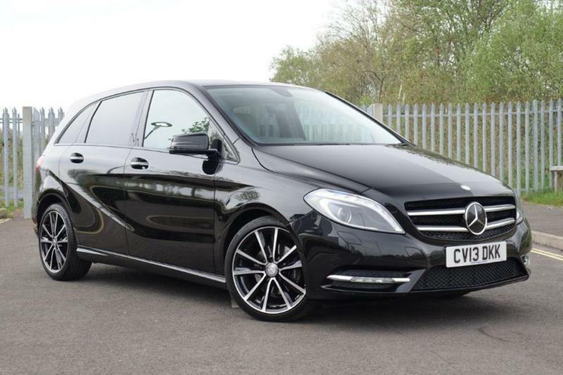 Mercedes benz b class b180 cdi blueefficiency sport diesel for Mercedes benz b class 180