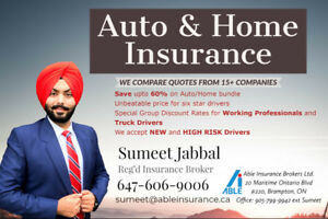 HIGH RISK NEW DRIVER Call for Free Auto & Home Insurance QUOTES