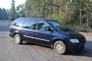 Dodge Grand Caravan 2005 perfect shape