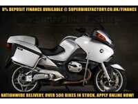 2007 07 BMW R1200RT 0% DEPOSIT FINANCE AVAILABLE