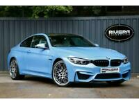 2018 BMW M4 3.0 M4 COMPETITION 2D 444 BHP