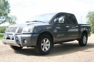 2007 Nissan Titan LE/Leather/Roof $14,398 Edmonton Edmonton Area image 4