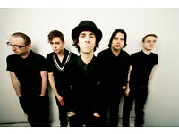 4 x Maximo Park Tickets for their gig at The Liquid Rooms, Tuesday 13th December.
