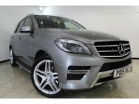 2015 15 MERCEDES-BENZ M CLASS 2.1 ML250 BLUETEC AMG LINE PREMIUM 5DR AUTOMATIC 2