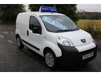 2014 PEUGEOT BIPPER SUPERB CONDITION *ONE OWNER* YEARS MOT, 2 KEYS PLY LINED