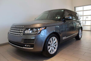 2015 Land Rover Range Rover HSE SUV, Crossover
