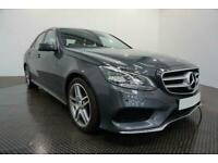 2014 GREY MERCEDES E250 2.1 CDI AMG SPORT AUTO SALOON CAR FINANCE FR £201 PCM