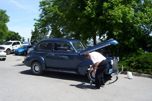 RENT A REALLY NEAT VINTAGE RIDE FOR YOUR SPECIAL DAY London Ontario image 2