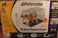 pet home training kennel Large