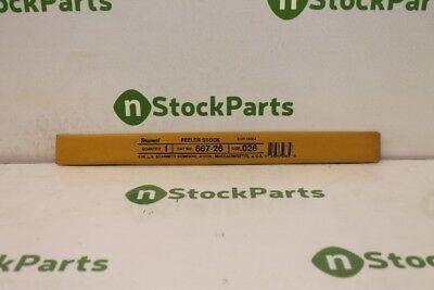 Starrett Feeler-gauge-size.026 667-26 Nsfb