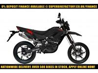 2017 KSR MOTO TW EFI 125CC, 0% DEPOSIT FINANCE AVAILABLE