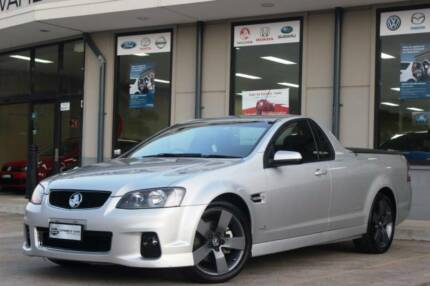 From $112p/w ON FINANCE* 2012 Holden Commodore Thunder Blacktown Blacktown Area Preview