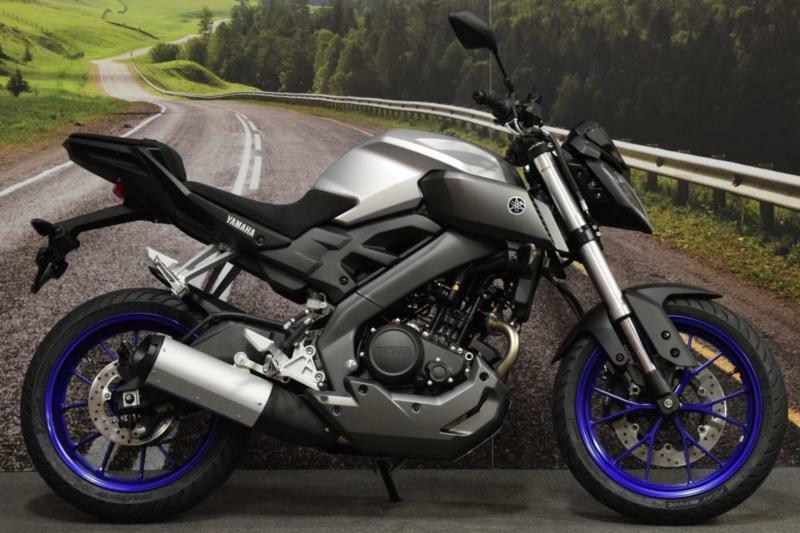 yamaha mt 125 abs 2016 learner legal in cannock staffordshire gumtree. Black Bedroom Furniture Sets. Home Design Ideas