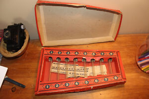 Old Child's Toy Glass Xylophone London Ontario image 3