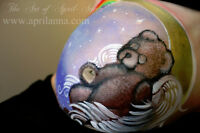 Maternity Belly Painting