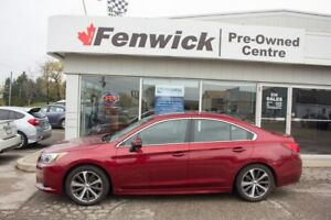 2015 Subaru Legacy 2.5i Limited Package - Accident Free