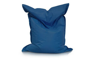 Bean Bag Chair for Kids, Rectangular Pillow Style, in 14 Colors.
