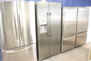 Refrigerators Stainless Steel Durham Appliances Ltd, since: 1971 Kawartha Lakes Peterborough Area image 7