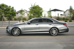 2017 mercedes E class, no accident, original owner