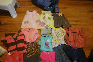 Girl's clothes brand name 6 to 18 months